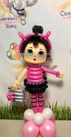 Куколка ЛАЛИ №4