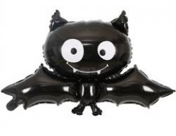 Фигура, Летучая мышь, Черный, 34''/86 см