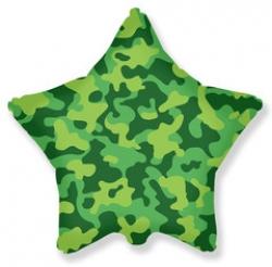Звезда,камуфляж