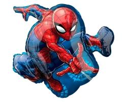 """Человек-паук P38, 17""""/ 43*73 см"""