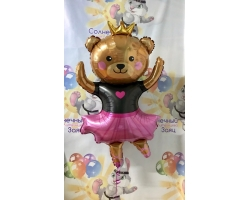 "Фигура Танцующий медведь, 48""/120 см"