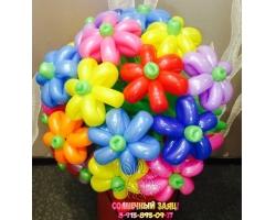 Букет из 15 цветов (ассорти)