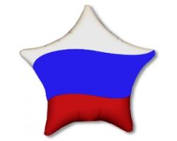Звезда триколор, 18 дюймов